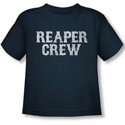 Sons Of Anarchy - Toddler Reaper Crew T-Shirt