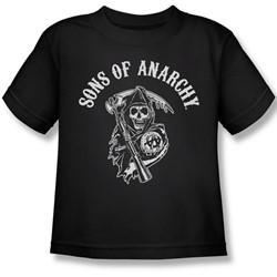 Sons Of Anarchy - Little Boys Soa Reaper T-Shirt