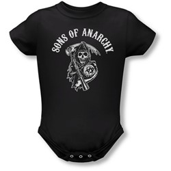 Sons Of Anarchy -  Soa Reaper Onesie