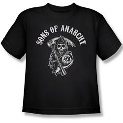 Sons Of Anarchy - Big Boys Soa Reaper T-Shirt