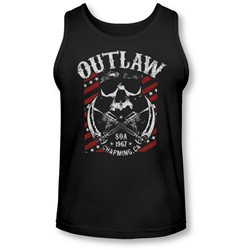 Sons Of Anarchy - Mens Outlaw Tank-Top
