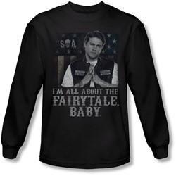 Sons Of Anarchy - Mens Fairytale Baby Longsleeve T-Shirt