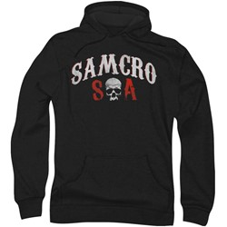 Sons Of Anarchy - Mens Samcro Forever Hoodie