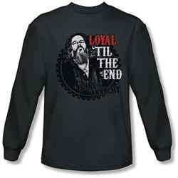 Sons Of Anarchy - Mens Loyal Longsleeve T-Shirt