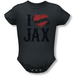 Sons Of Anarchy -  I Heart Jax Onesie
