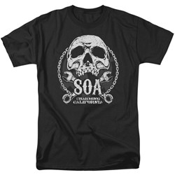 Sons Of Anarchy - Mens Soa Club T-Shirt