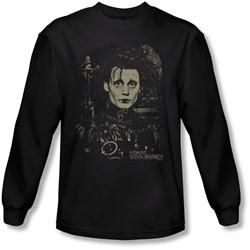 Edward Scissorhands - Mens Edward Longsleeve T-Shirt