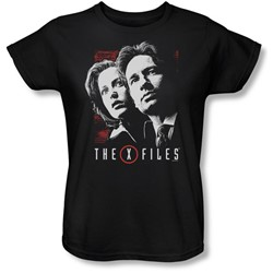 X-Files - Womens Mulder & Scully T-Shirt
