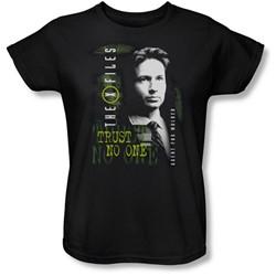 X-Files - Womens Mulder T-Shirt