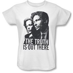 X-Files - Womens Truth T-Shirt