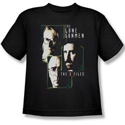X-Files - Big Boys Lone Gunmen T-Shirt