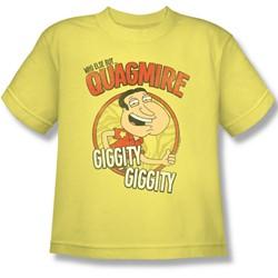 Family Guy - Big Boys Quagmire T-Shirt