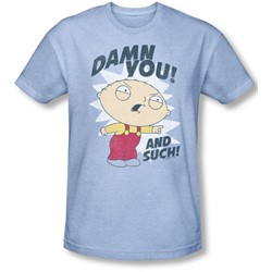 Family Guy - Mens And Such T-Shirt