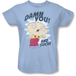 Family Guy - Womens And Such T-Shirt
