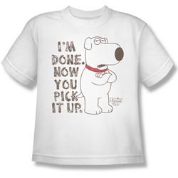 Family Guy - Big Boys Pick It Up T-Shirt