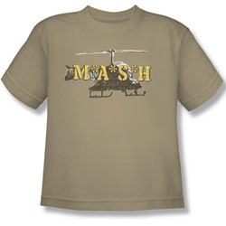 M*A*S*H - Big Boys Chopper T-Shirt