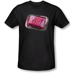 Fight Club - Mens Soap Slim Fit T-Shirt