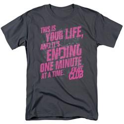 Fight Club - Mens Life Ending T-Shirt