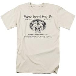 Fight Club - Mens Paper Street T-Shirt