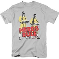 Revenge Of The Nerds - Mens Nerds Rule T-Shirt