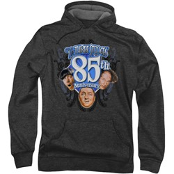 Three Stooges - Mens 85Th Anniversary 2 Hoodie
