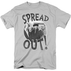 Three Stooges - Mens Spread Out T-Shirt