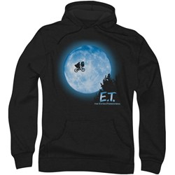 Et - Mens Moon Scene Hoodie