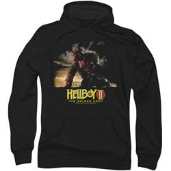 Hellboy Ii - Mens Poster Art Hoodie