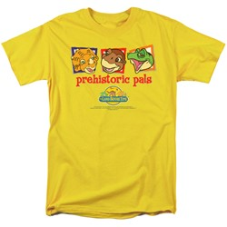 Land Before Time - Mens Prehistoric Pals T-Shirt