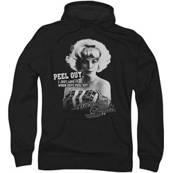 American Graffiti - Mens Peel Out Hoodie
