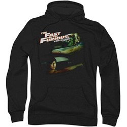 Tokyo Drift - Mens Drifting Together Hoodie