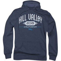 Back To The Future Ii - Mens Hill Valley 2015 Hoodie