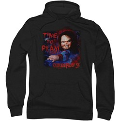 Childs Play 3 - Mens Time To Play Hoodie