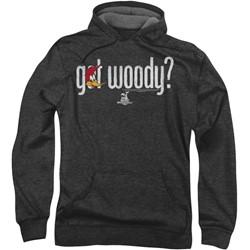 Woody Woodpecker - Mens Got Woody Hoodie