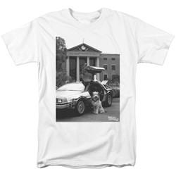 Back To The Future Ii - Mens Einstein T-Shirt