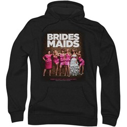 Bridesmaids - Mens Poster Hoodie