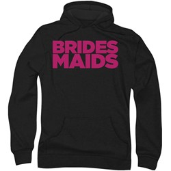 Bridesmaids - Mens Logo Hoodie