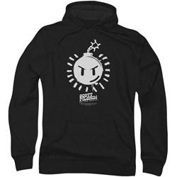 Scott Pilgrim - Mens Sex Bob Omb Logo Hoodie