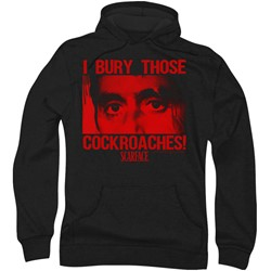 Scarface - Mens Cockroaches Hoodie