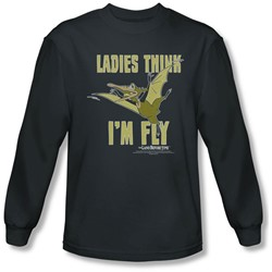 Land Before Time - Mens I'M Fly Longsleeve T-Shirt