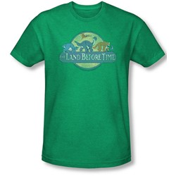 Land Before Time - Mens Retro Logo T-Shirt