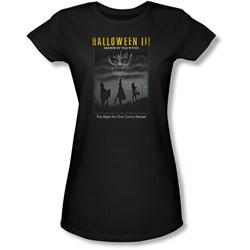 Halloween Iii - Juniors Kids Poster Sheer T-Shirt