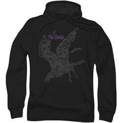 Birds, The - Mens Poster Hoodie