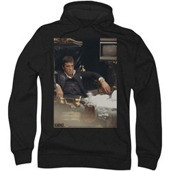 Scarface - Mens Sit Back Hoodie