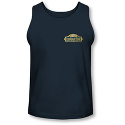Polar Express - Mens Conductor Tank-Top