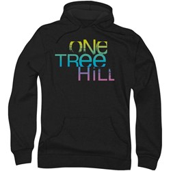One Tree Hill - Mens Color Blend Logo Hoodie