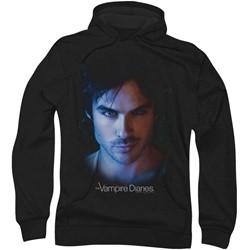 Vampire Diaries - Mens Damon Hoodie
