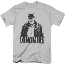 Longmire - Mens One Color T-Shirt