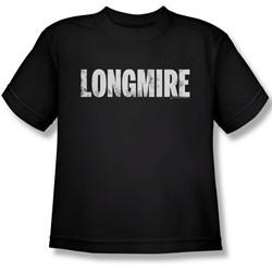 Longmire - Big Boys Logo T-Shirt