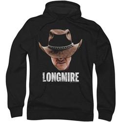 Longmire - Mens Long Haul Hoodie